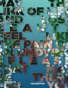 Blade Settler PosterProject