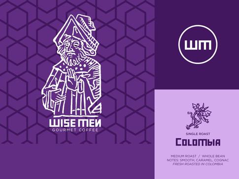 Wise Men Logo & Description