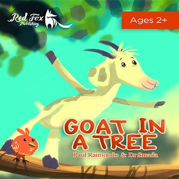 Goat in a Tree Book Cover
