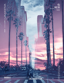 Blade Settler Poster Project
