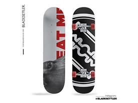 Skate Board Blade