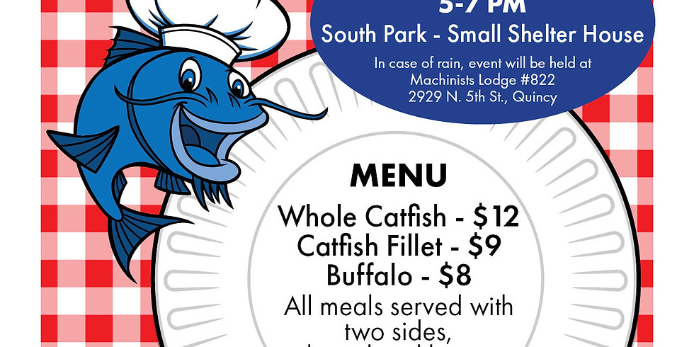 Fish fry in South Park