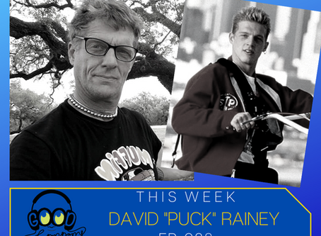 "David ""Puck"" Rainey Ep038"