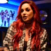The wonderfull Alicia Dove. Interview co