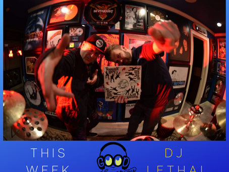DJ Lethal & Adam and Logan of Actus Reus - Ep010