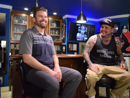 Shifty of Crazytown & Jackson Foster - Ep008