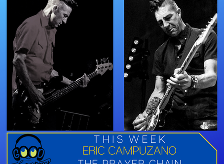 Eric Campuzano (The Prayer Chain) - Ep031