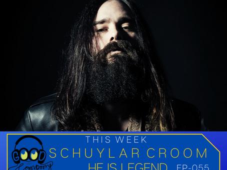 Schuylar Croom of He is Legend - Ep055