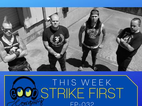 StrikeFirst - Ep032