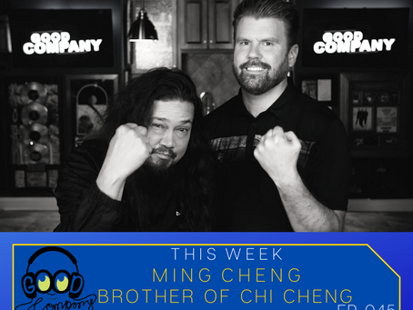 Ming Cheng (Brother of Chi Cheng) - Ep045
