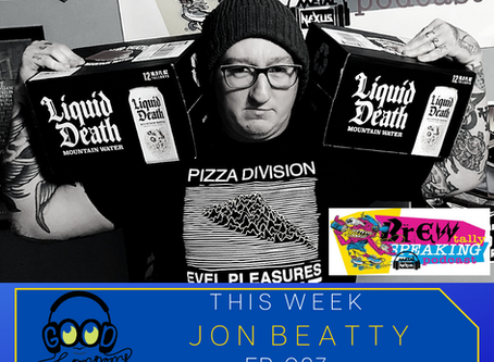 Jon Beatty of Brewtally Speaking Podcast - Ep037
