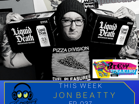 Jon Beatty of Brewtally Speaking Podcast - Ep037