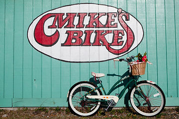 Bicycle Rentals Folly Beach, Sullivans Island, Mount Pleasant, Isle of Palms, Wild Dunes