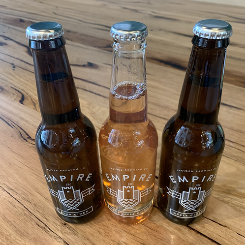 Empire Cider 'Mixed' 6-pack
