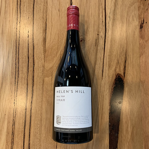 2019 Helen's Hill 'Hill Top' Syrah