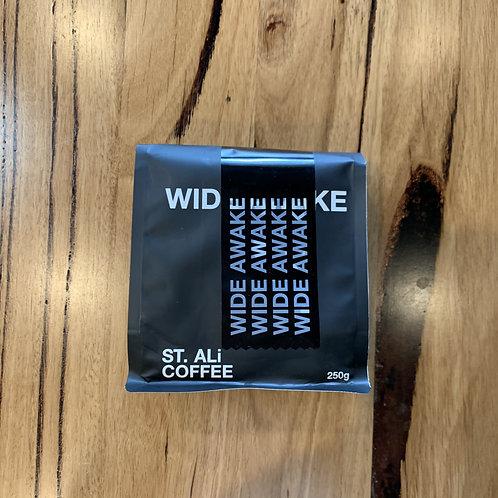 Wide Awake 250gm Coffee Beans