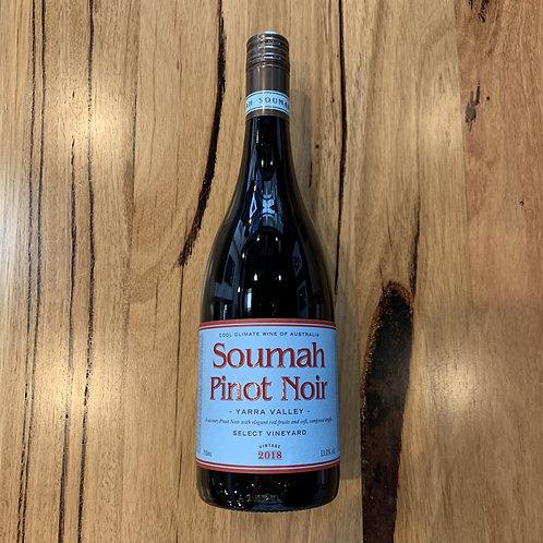 2018 d'Soumah Pinot Noir