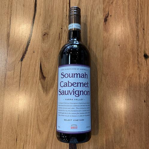2017 d'Soumah Cabernet Sauvignon