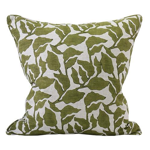 Flores Cushion (Moss)