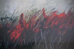 Óleo sobre cartulina, 2000's/ Oil on canvas, 2000's.