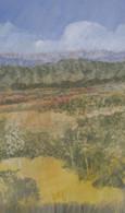 Óleo sobre cartulina, 1984/ Oil on cardboard, 1984