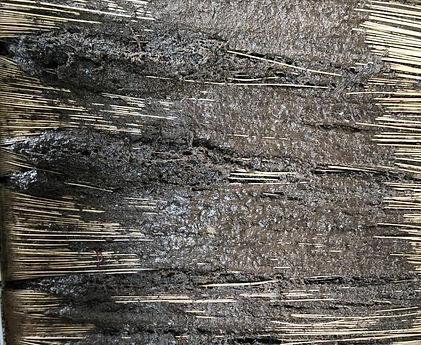 中空纖維膜 表面黏附污泥情況.jpeg