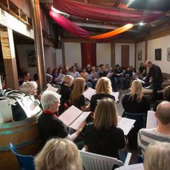 WASO Choir Open Rehearsal