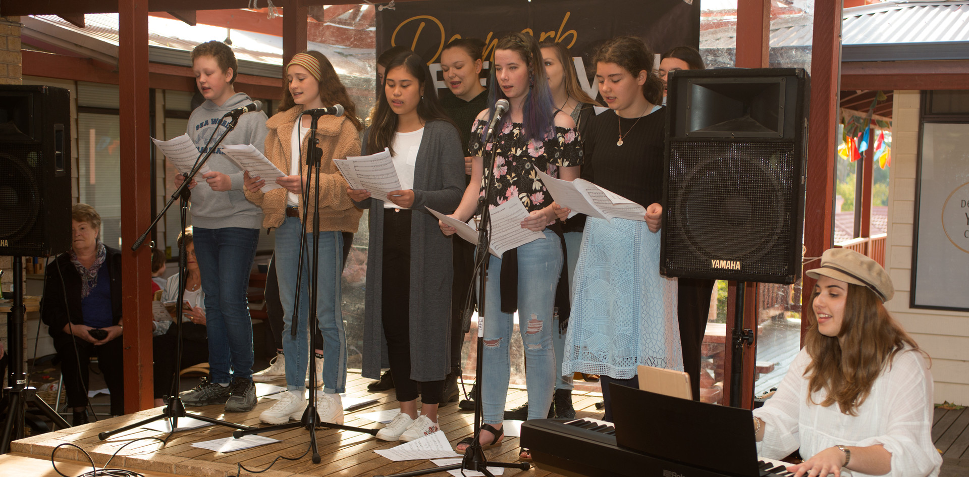 Nashs Vocal Ensemble