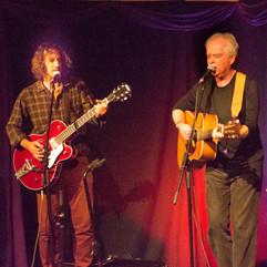 David Hyams and Bernard Carvey (G Mason)