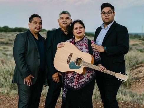The Brownley Gospel Singers