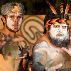 Opening Ceremony Dancers