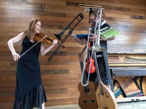 Mal Webb & Kylie Morrigan