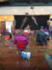 Liz Jack performs at DFoV 2020 - The Tin