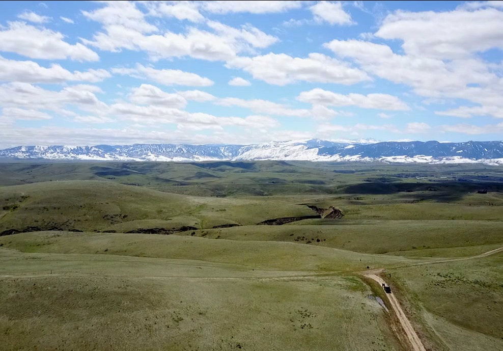 Cavalry Ridge Road