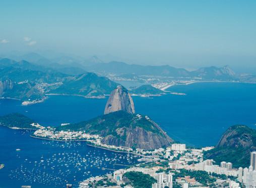 An Unexpected, Beautiful Moment in Rio de Janeiro