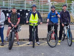 Together for 30 Sponsored Bike Ride