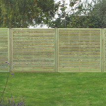 Slatted Panel 180cm x 180cm