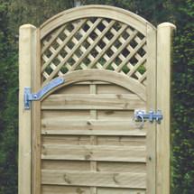 Arched Lattice Top Gate 180cm x 90cm