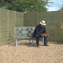 Fence Panels & European Gate