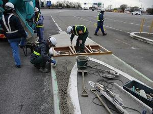 高速道路インフラ工事