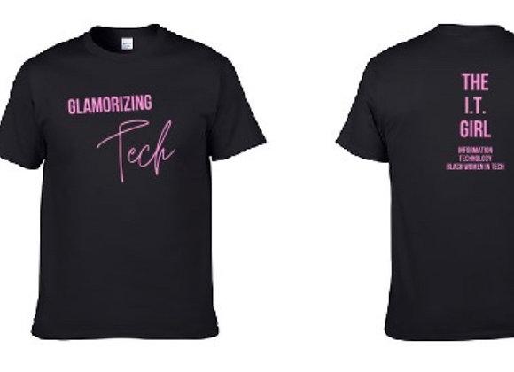 Glamorizing Tech Tee