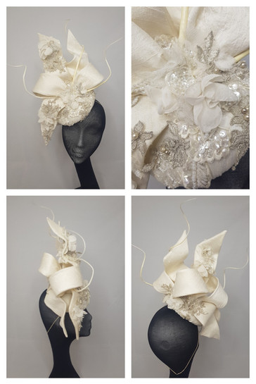 Bow, Lace and Quills