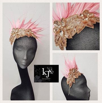 Pointed Feather Crown