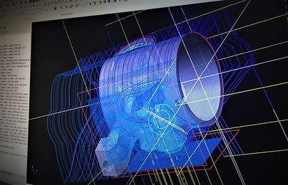 FEM Analisys Machining Fork Forcella Meccanica Progettazione Filosofia Fimoco