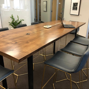 48A - Bar Height Conference Table