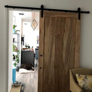 10- Sliding Door