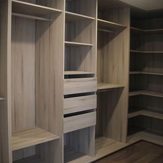 12- Custom Walk-in Closet