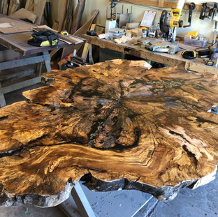 002 - Spalted Maple Coffee Table