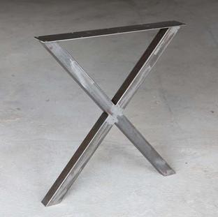 """X Steel 2""""x2"""""""