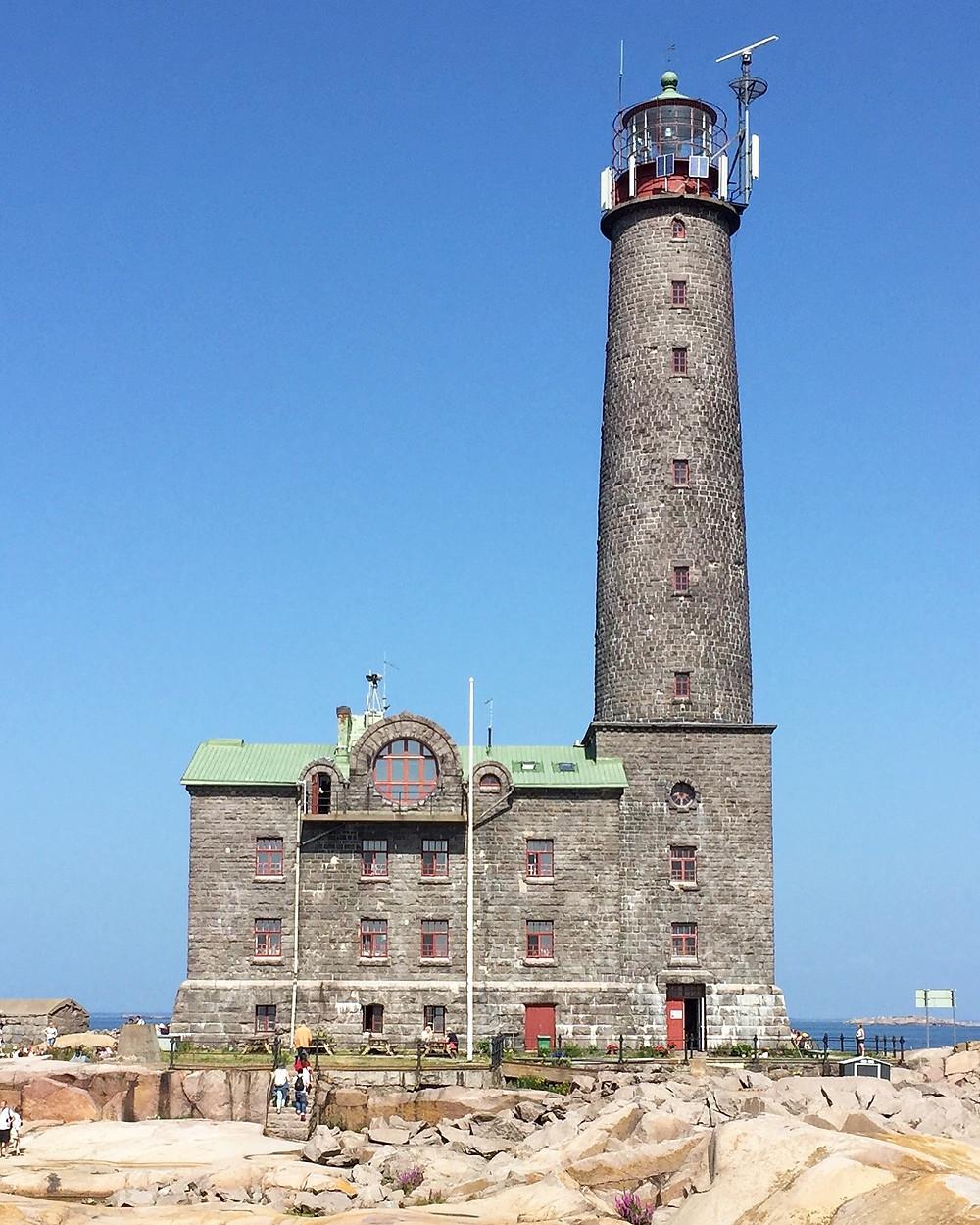 Bengtskär Lighthouse, celebrating 110 years
